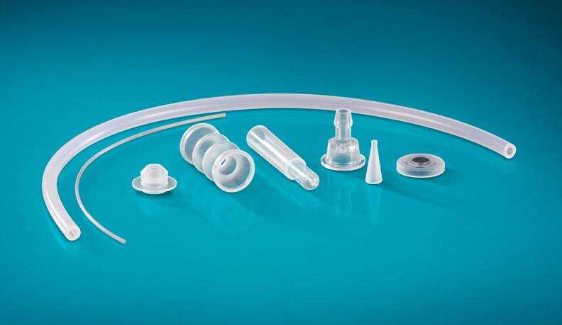 Silicone | Materials | Saint-Gobain Medical Components
